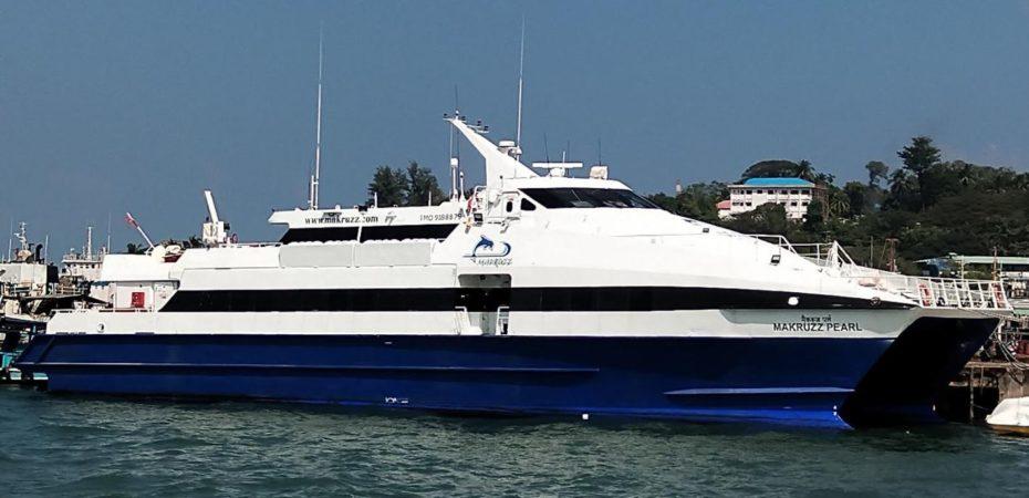 Makruzz Cruise in Andaman