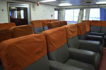 Green Ocean Ferry Luxury Seating