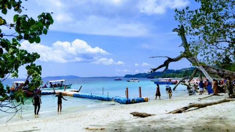 Elephant Beach