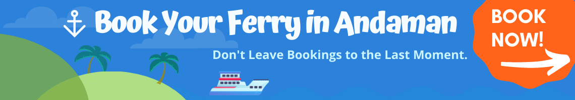 Ferry Booking Banner