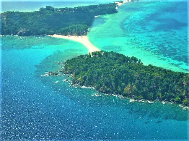 Ross and Smith Islands, North Andaman Islands
