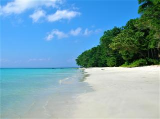 radhanagar beach at Havelock island