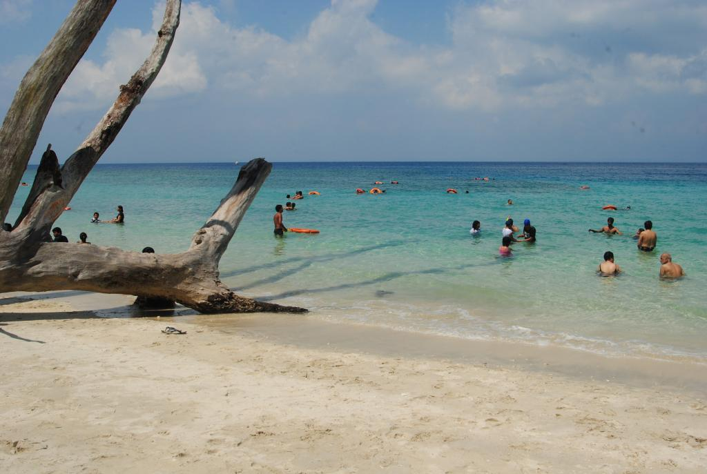 Elephant Beach, Havelock Island