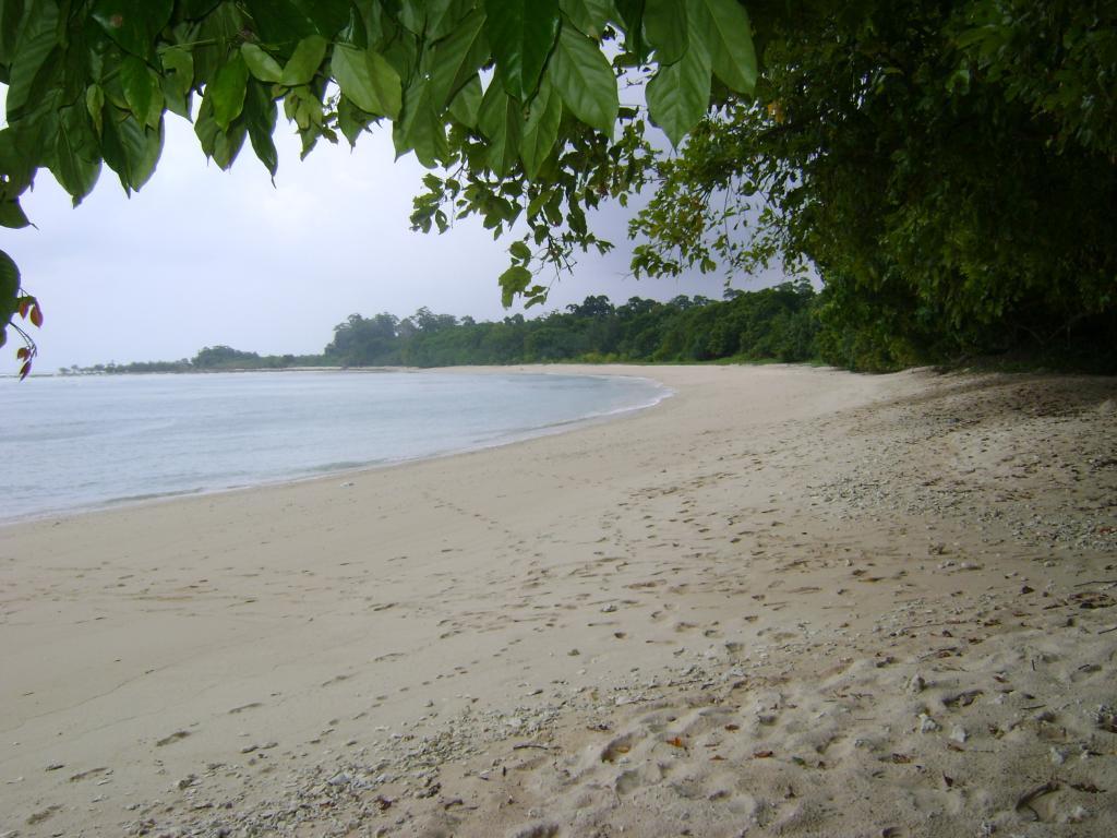 Sitapur Beach, Neil Island