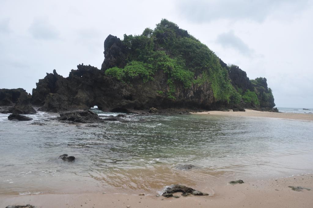 Kalapathar beach at hutbay, Andaman Islands
