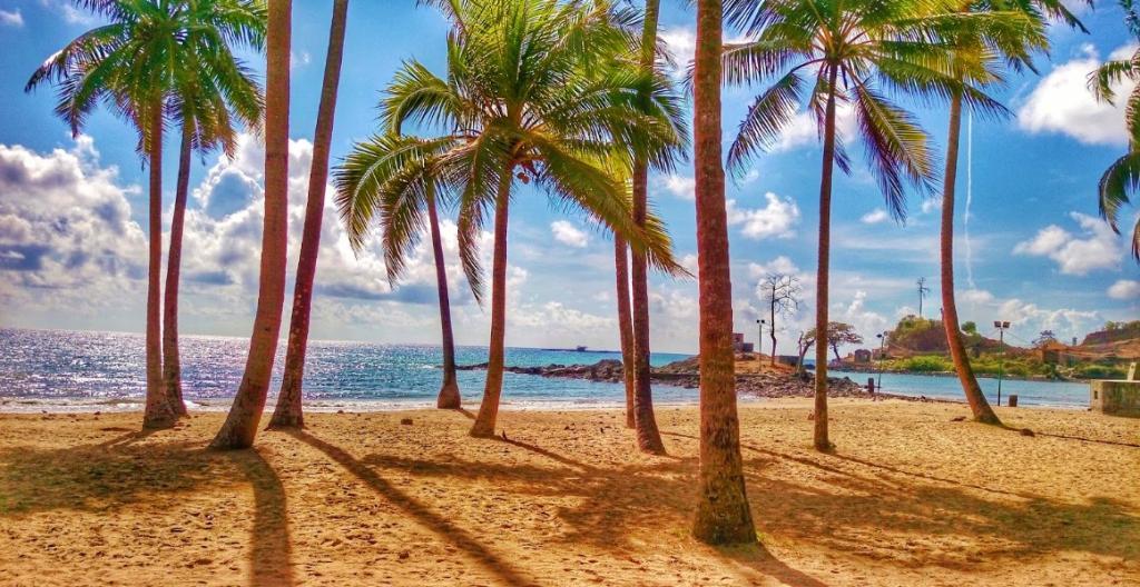 Carbyns Cove Beach, Port Blair