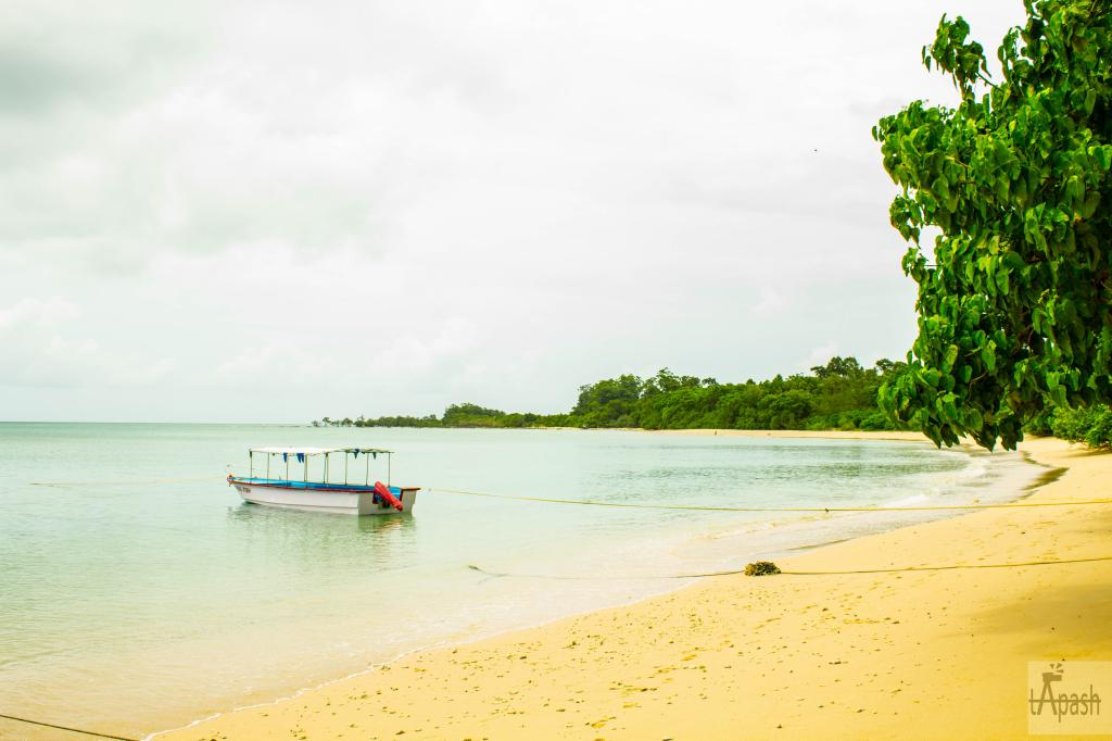 North Bay Island beach, Andaman Islands