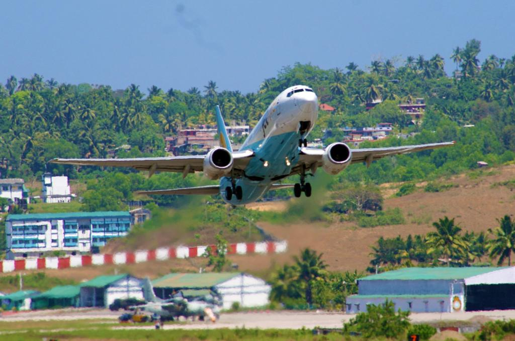 Veer Savarkar Airport - Andaman Islands