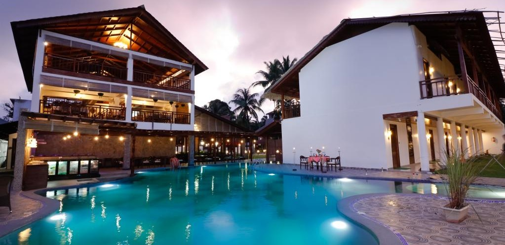 Hotel at Havelock Island