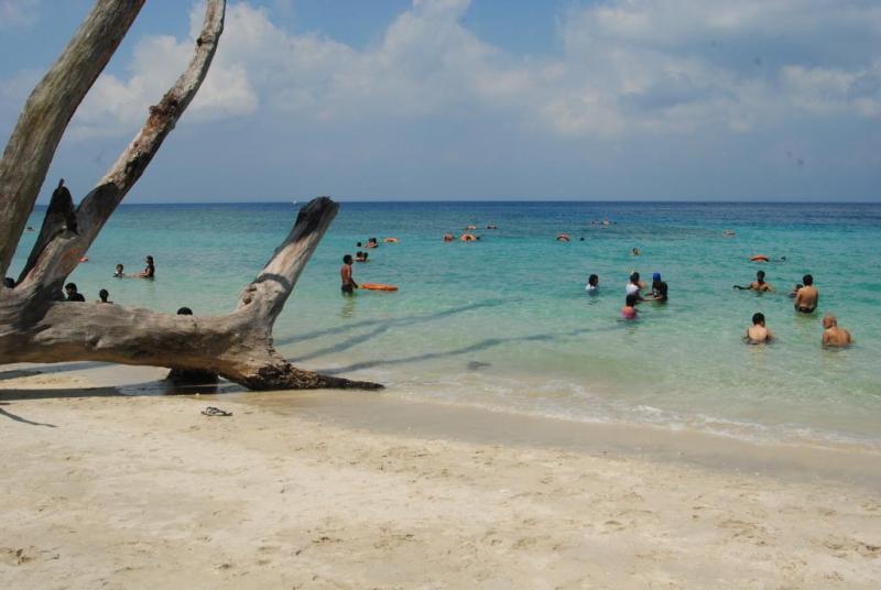 Elephant Beach, Havelock Island, Andamans