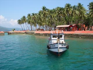 game fishing boat in Andaman