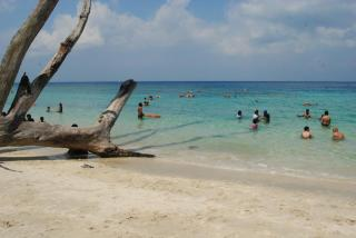 Elephant Beach, Havelock Island, Andamans