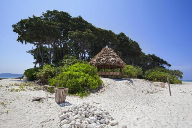 Lakshmanpur Beach in Neil Island