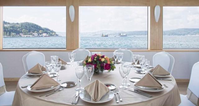 Dining hall in Bella Bay, Port Blair