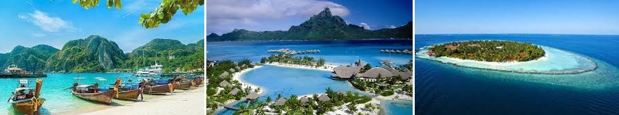 Fake Andaman Islands
