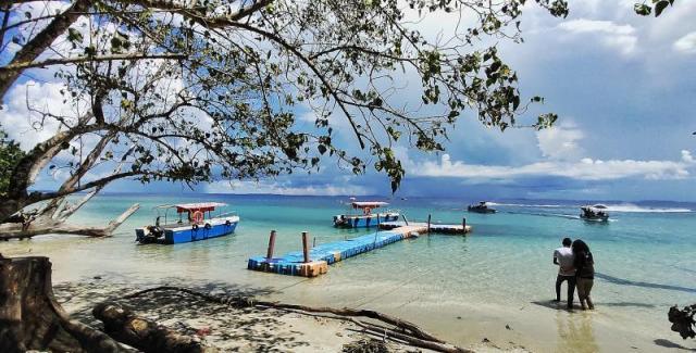 Bharatpur Beach Water Sports Platform