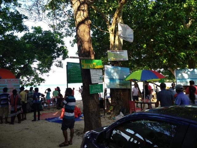 Bharatpur Beach Stalls