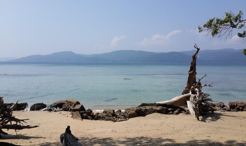Mundapahad Beach