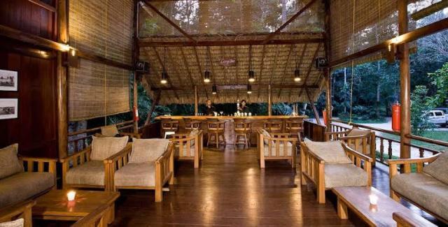 Barefoot Jungle Resort near Radhanagar Beach