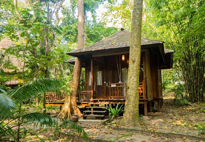 Barefoot Jungle Resort Staycation in Havelock