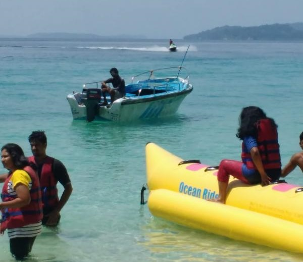Water Sports at Elephant Beach