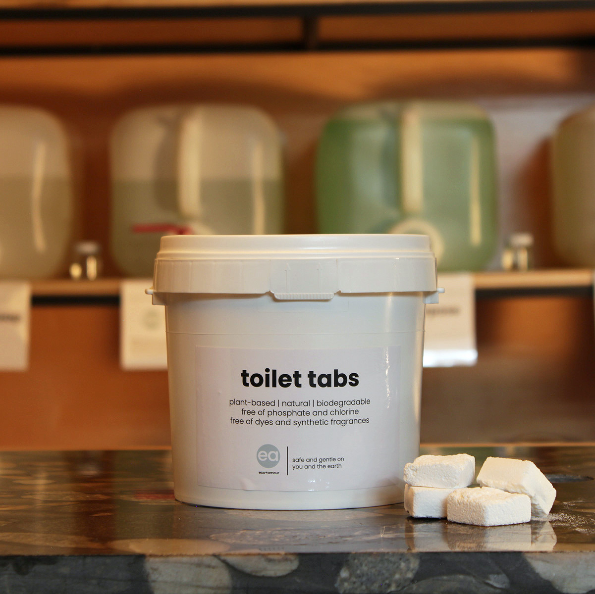 refill toilet tabs - Toronto - Pollocks Home Hardware - eco + amour