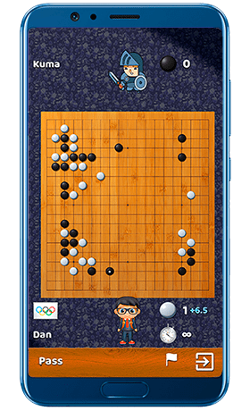 BadukPop game screenshot