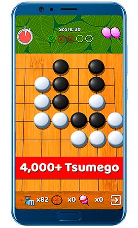 Screenshot of BadukPop game