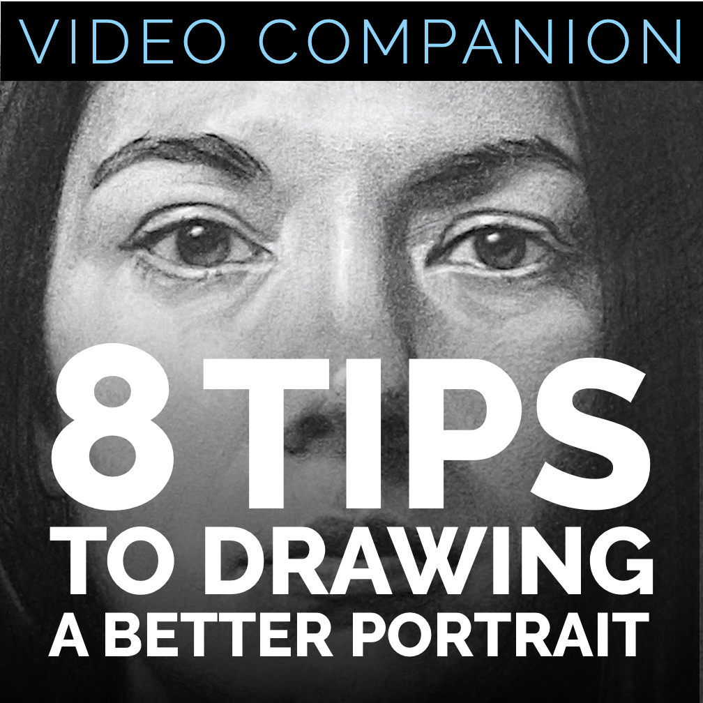 Video Companion - 8 Tips Portrait