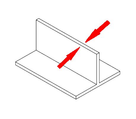 FDM 3D printen niet ondersteunde wand