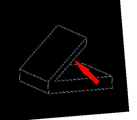 FDM 3D printen overhangend deel