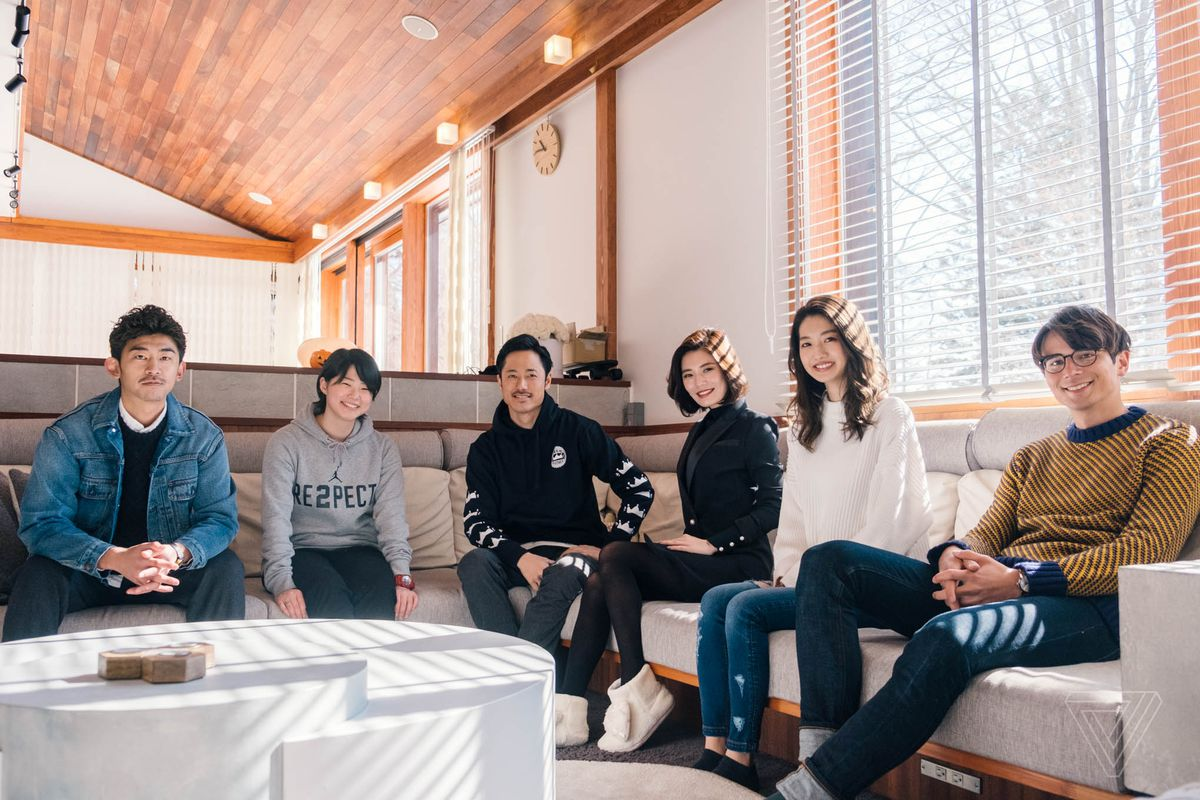 terrace house opening new doors members