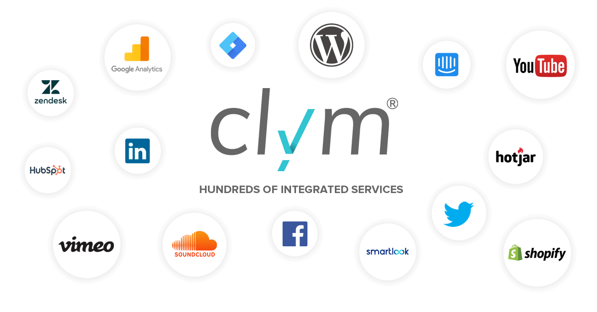 Clym Privacy Solution Integrations