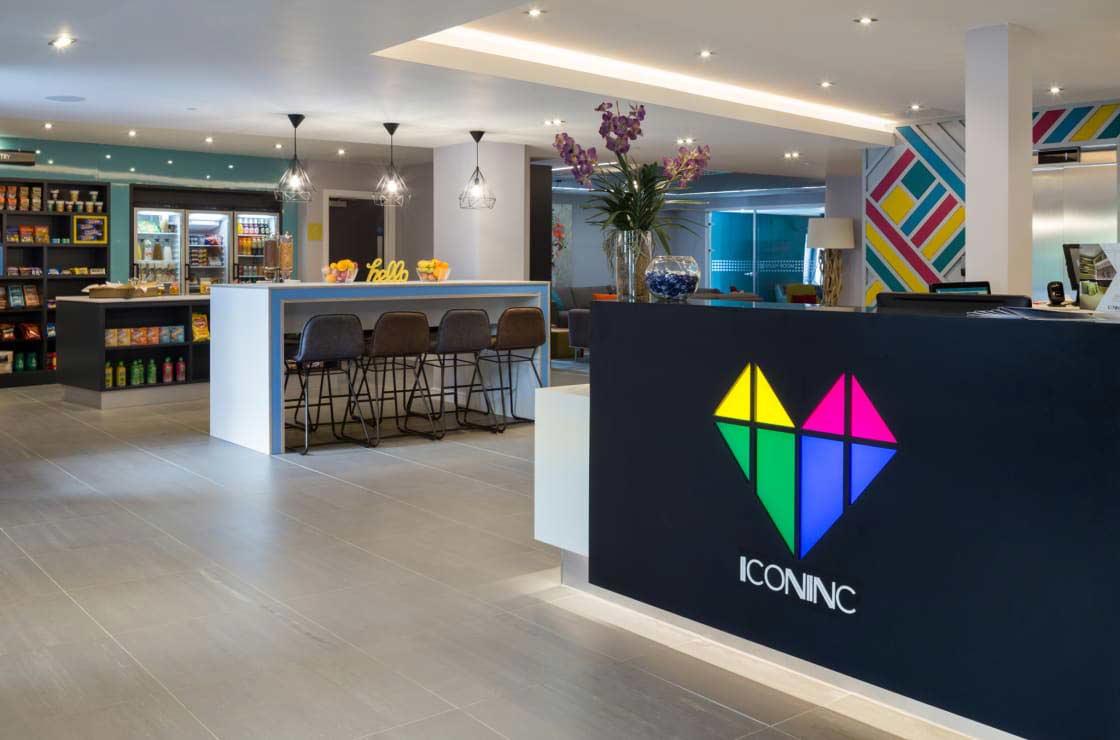 Iconinc Glassworks luxury student accomodation leeds UK
