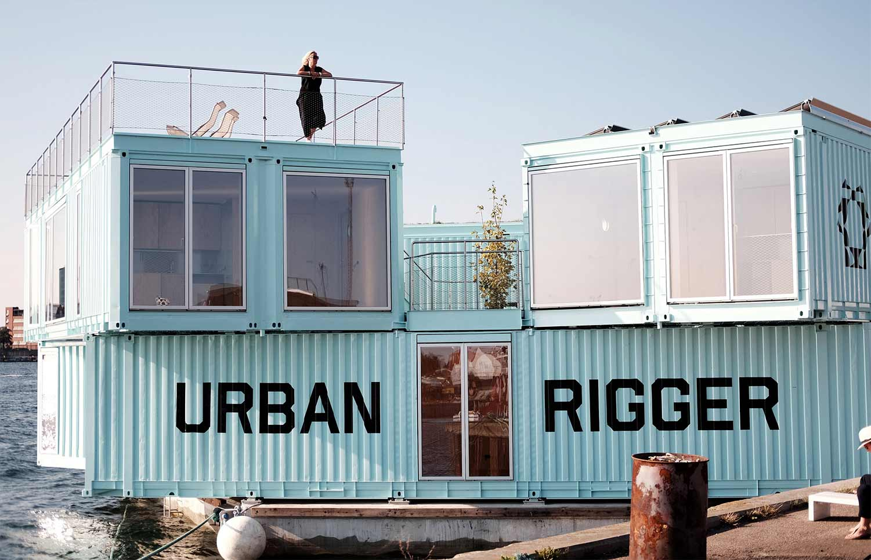 urban rigger danish student accomodation