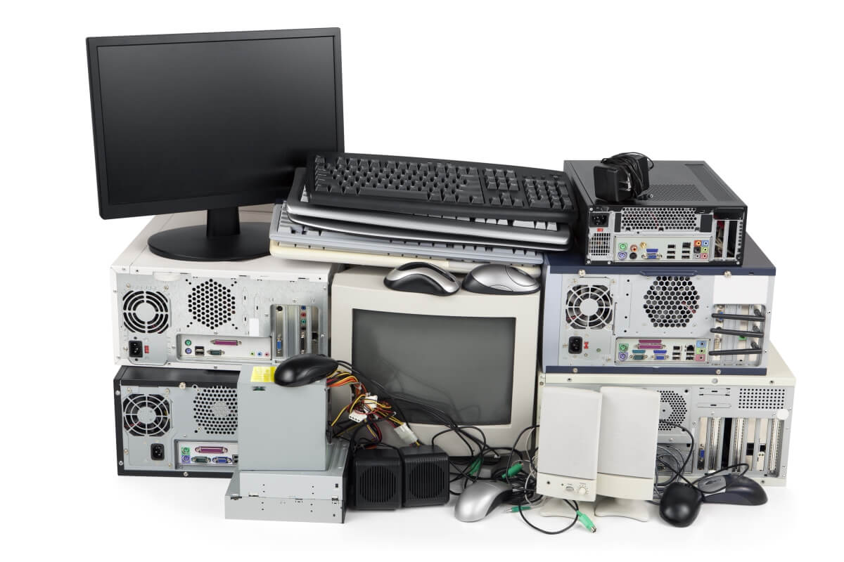 Electronic Items Accepted for Recycling