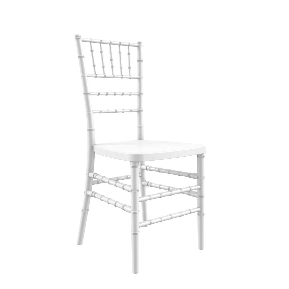 Cadeira Tiffany Color Branca
