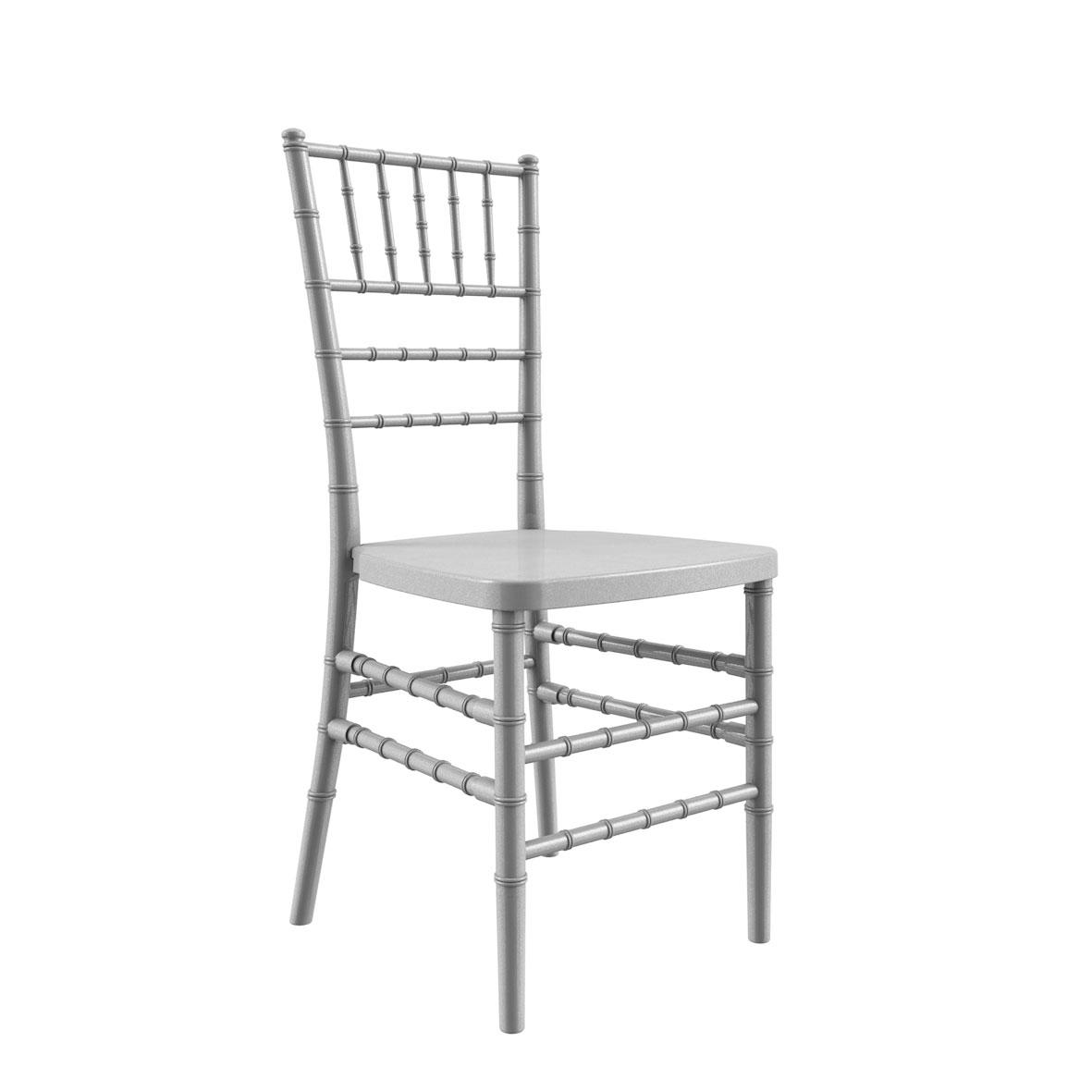 Cadeira Tiffany Color Prata