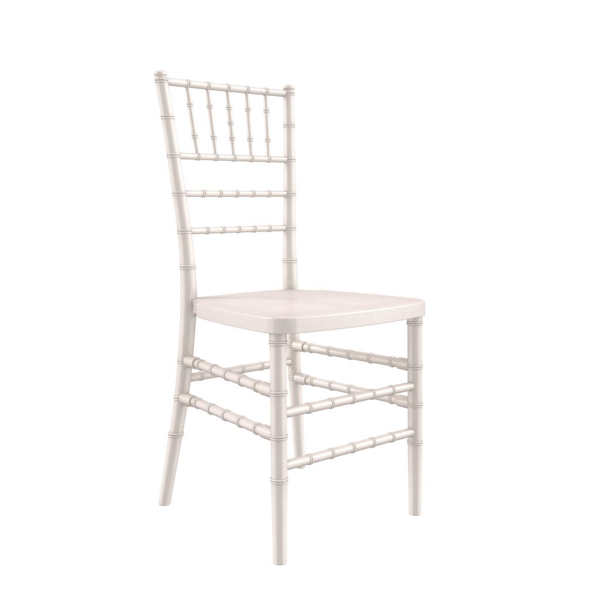 Cadeira Tiffany Color Pérola