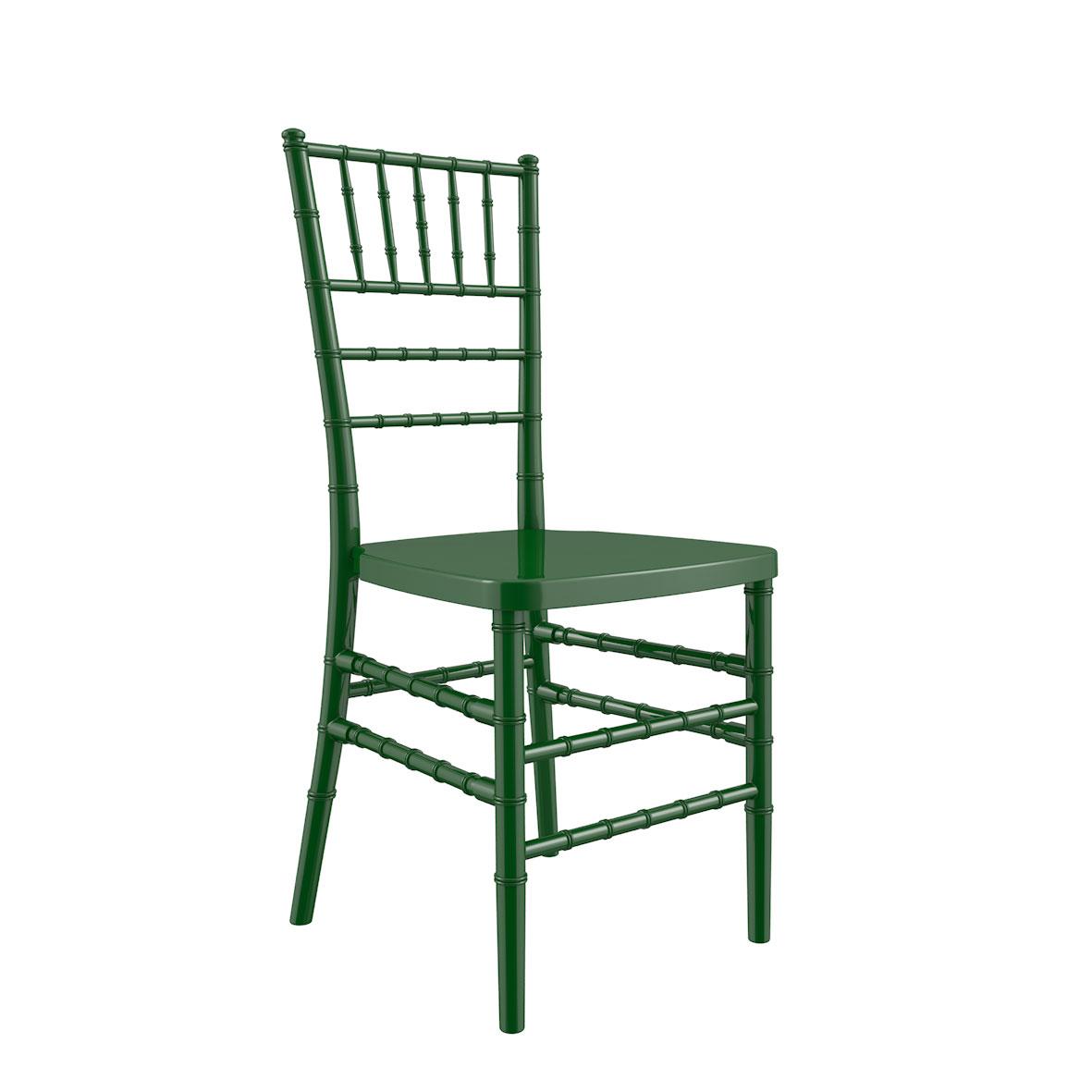Cadeira Tiffany Color Verde Escura