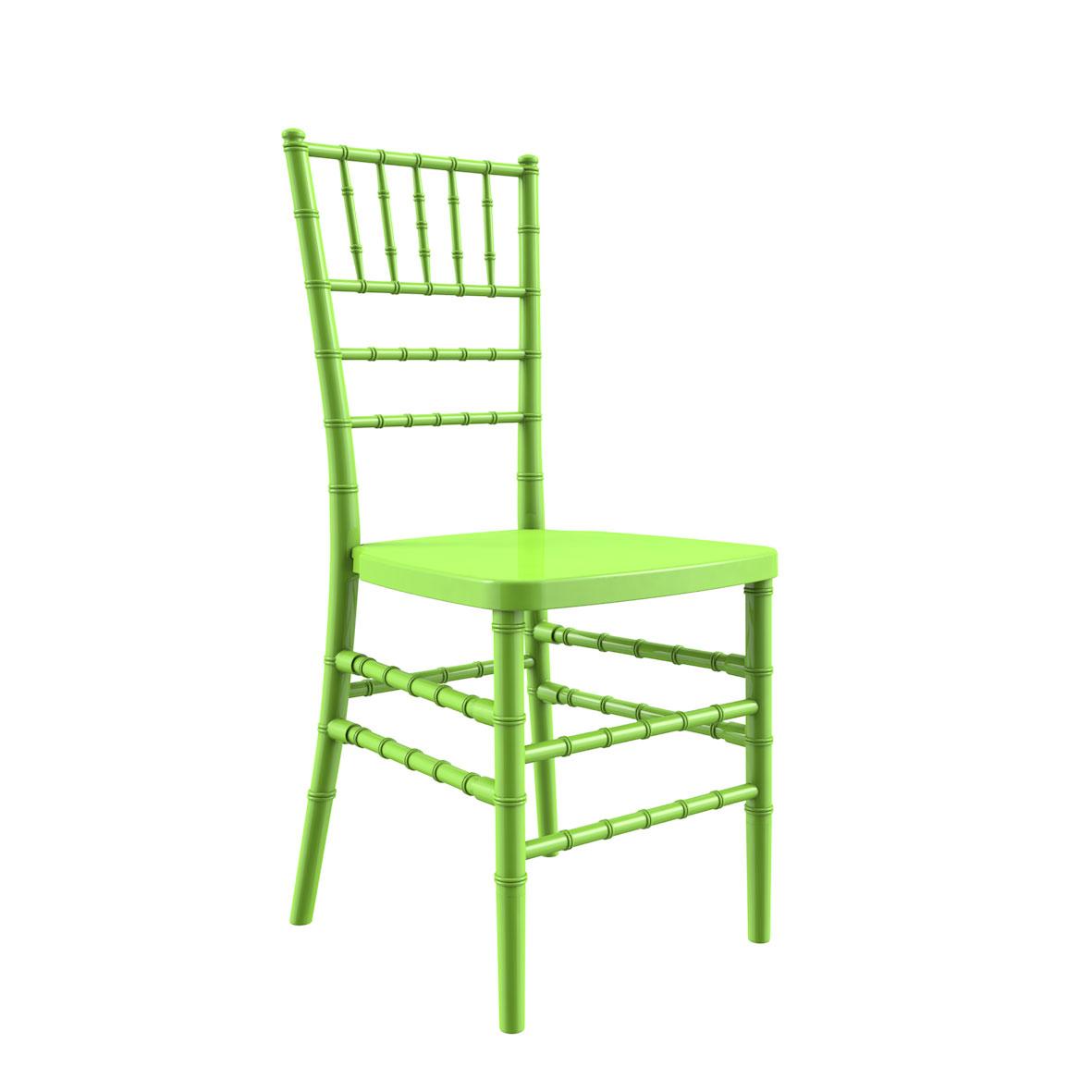 Cadeira Tiffany Color Verde Clara