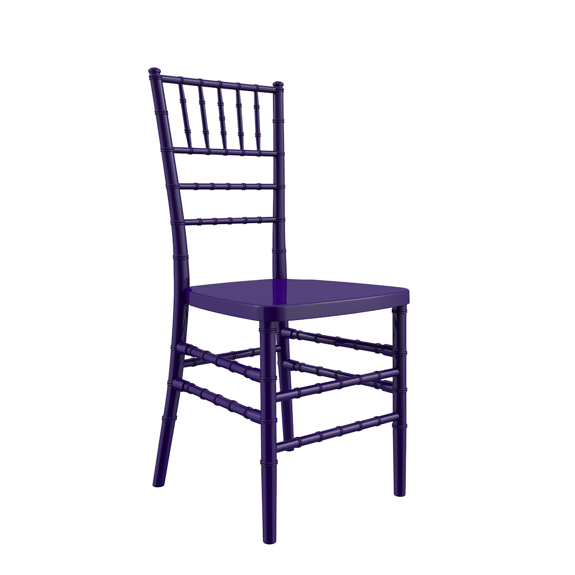 Cadeira Tiffany Color Lilás Escura