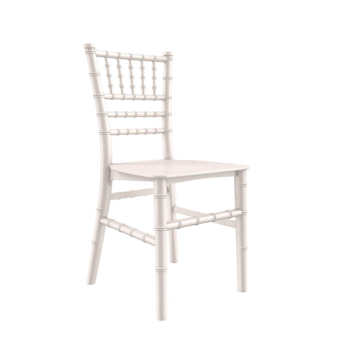 Cadeira Tiffany Infantil Color Pérola