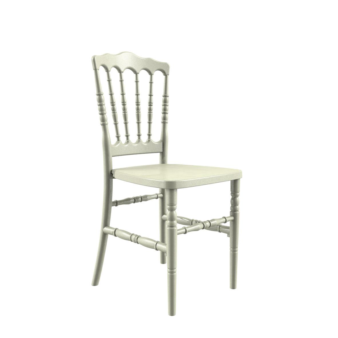 Cadeira Dior Color Pérola