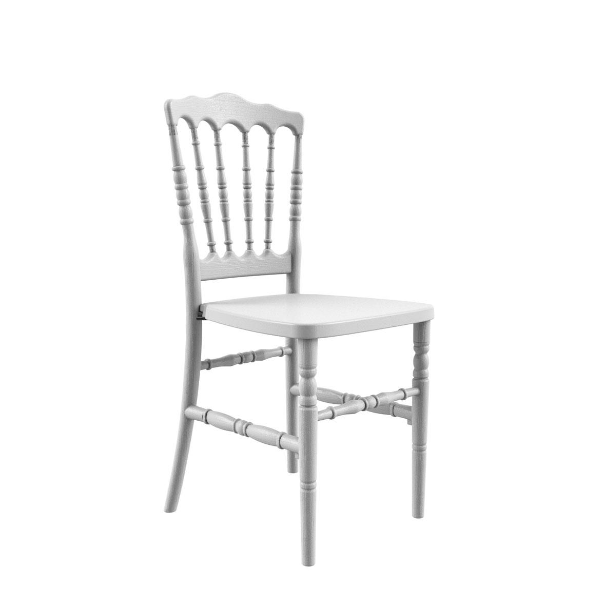 Cadeira Dior Madeira Branca