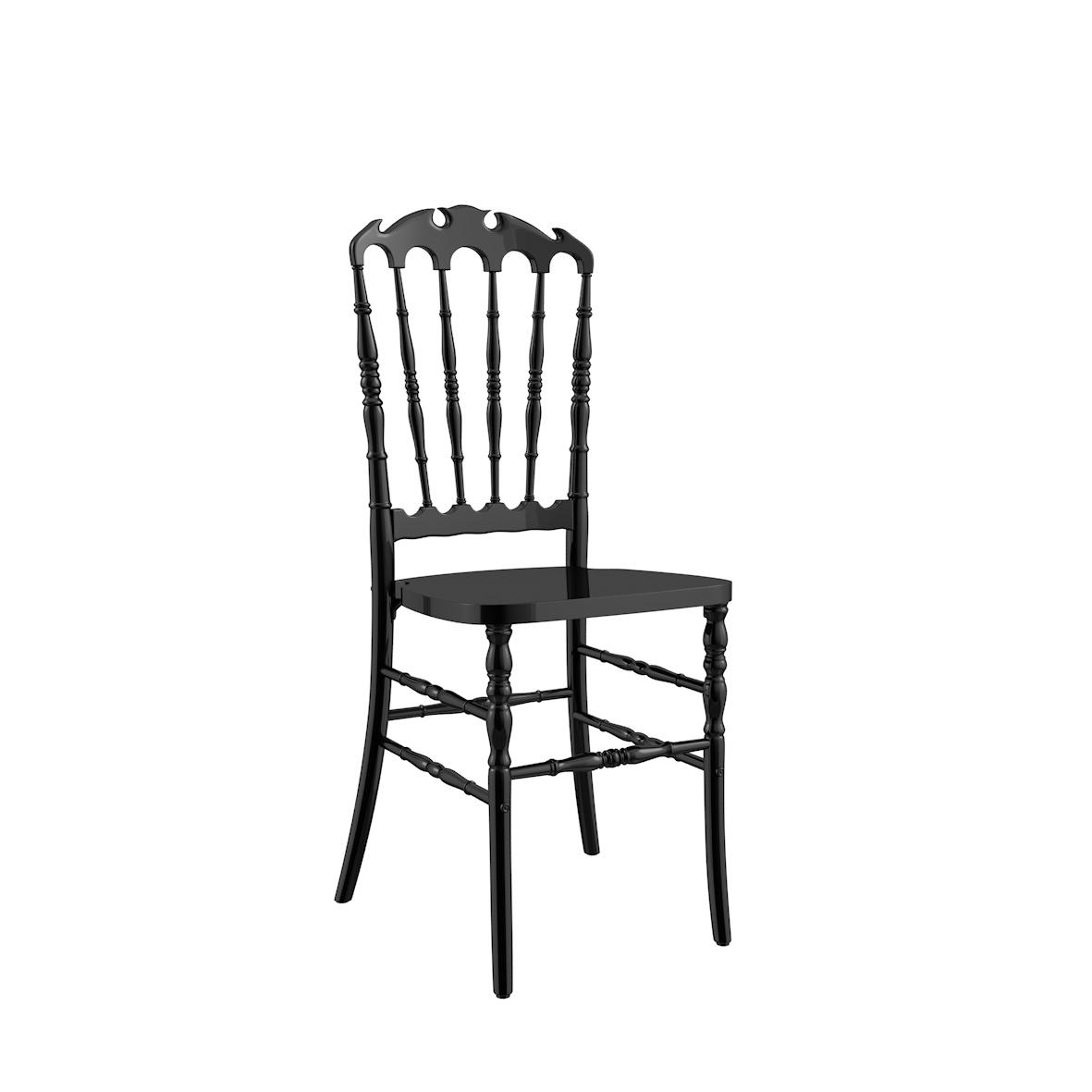 Cadeira Royal Color Preta