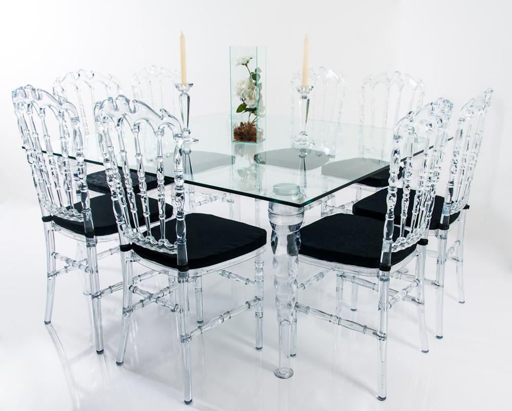 Cadeira Royal: Uma cadeira para eventos de charme!