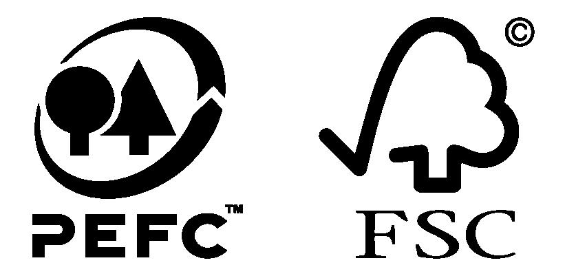Logo PEFC FSC