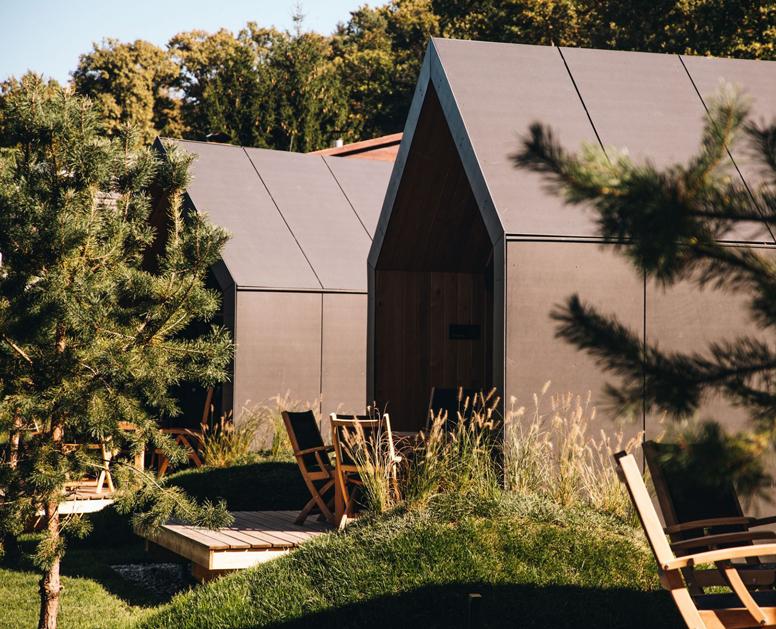 Cabin Lushna