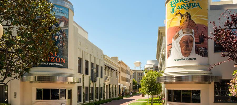 Sony Picture Studios